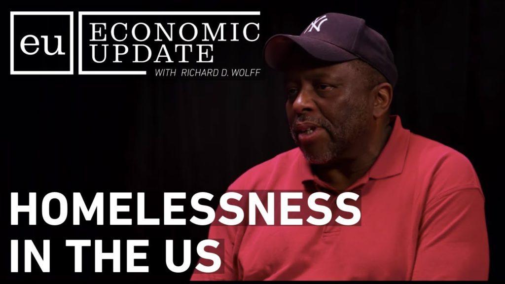 Economic Update: Homelessness in the U.S.