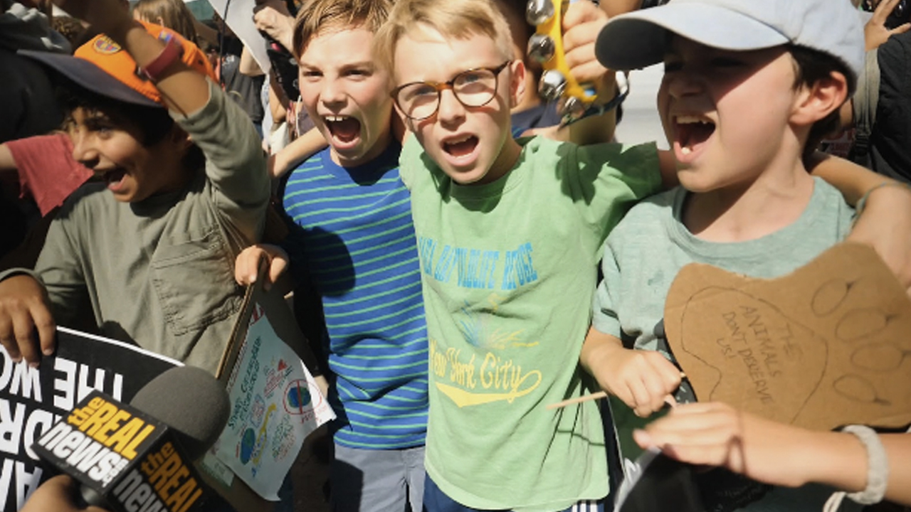 Ten-Year-Olds Sound Off on Climate Inaction