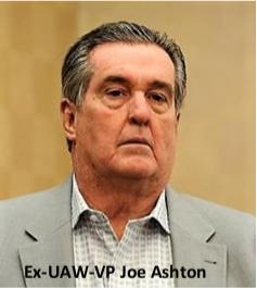 Ex-UAW-VP Joe Ashton