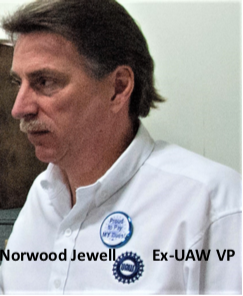 Norwood JewellEx-UAW VP