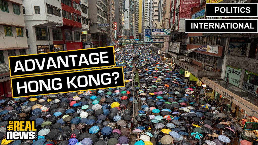 TRNN youtube Hongkong