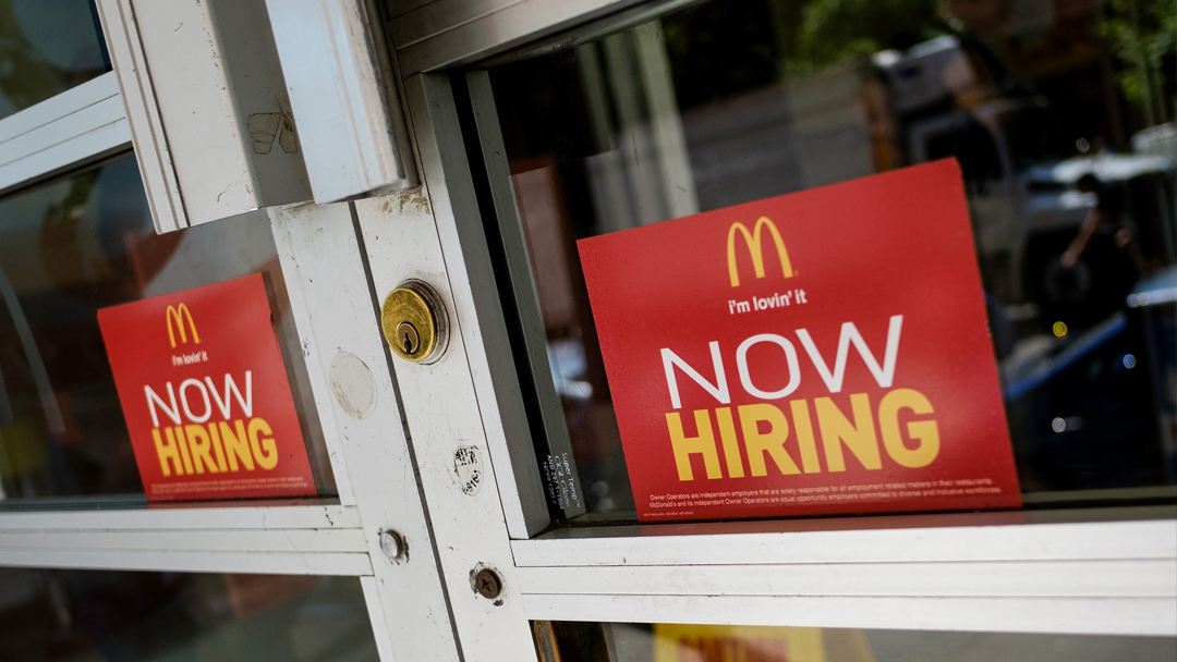 Great Employment Numbers: 44% of Fully Employed Make $18,000 a Year or Less