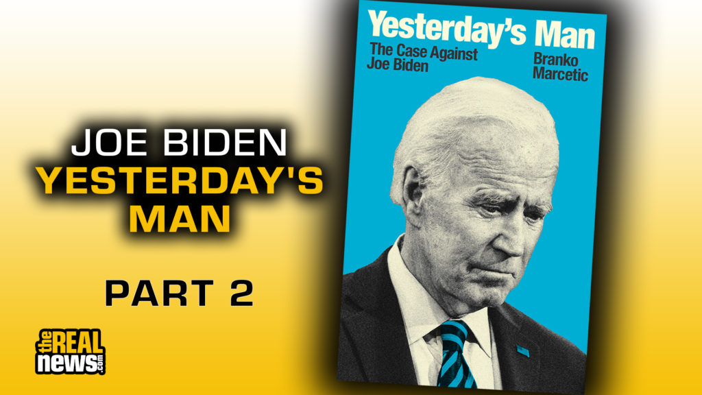 """Yesterday's Man"" book cover. Image courtesy of Verso Books"