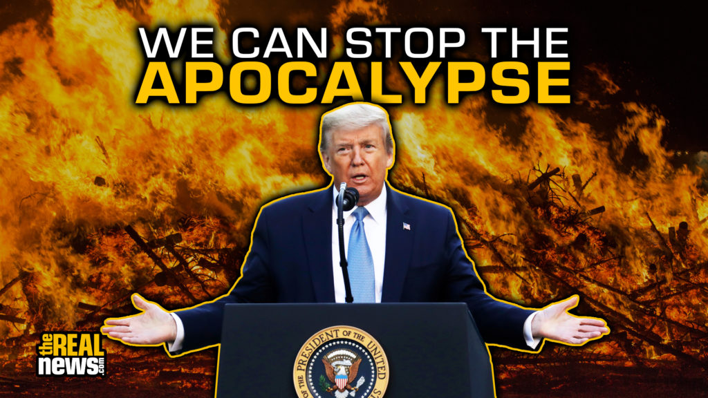 We Can Defeat The Narcissist In Chief