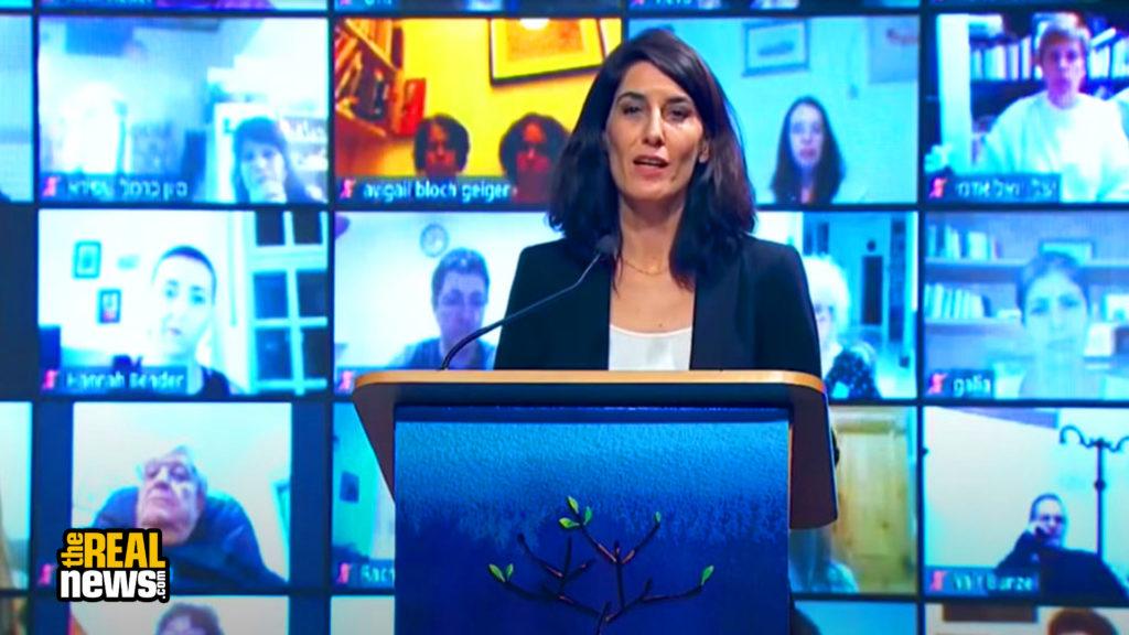 Screenshot: 15th Israeli-Palestinian Memorial Day Ceremony, April 27 2020/combatants4peace