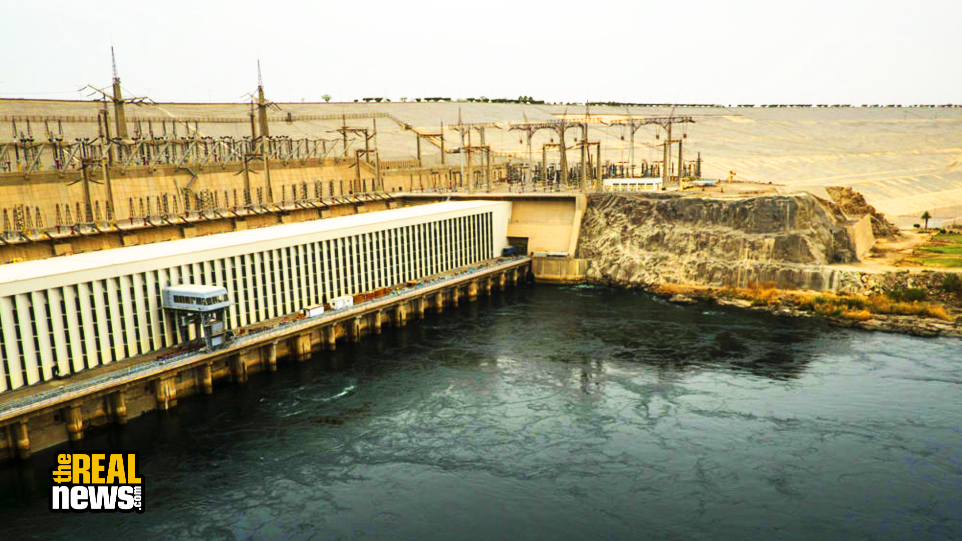 The Proposed Nile Dam Is A Wedge Between Egypt, Ethiopia, And Sudan