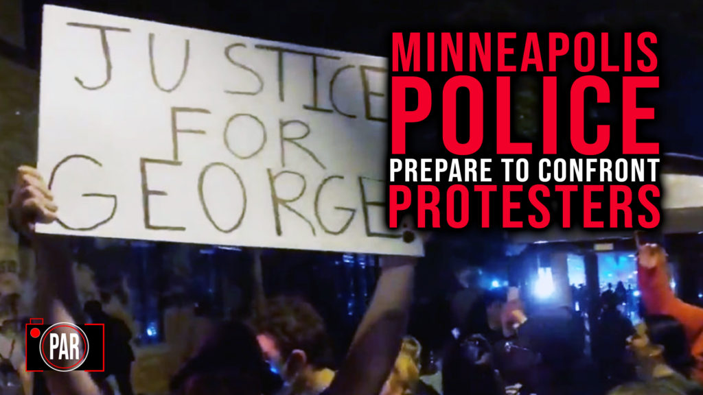 Outrage In Minneapolis After Police Killing Caught On Video