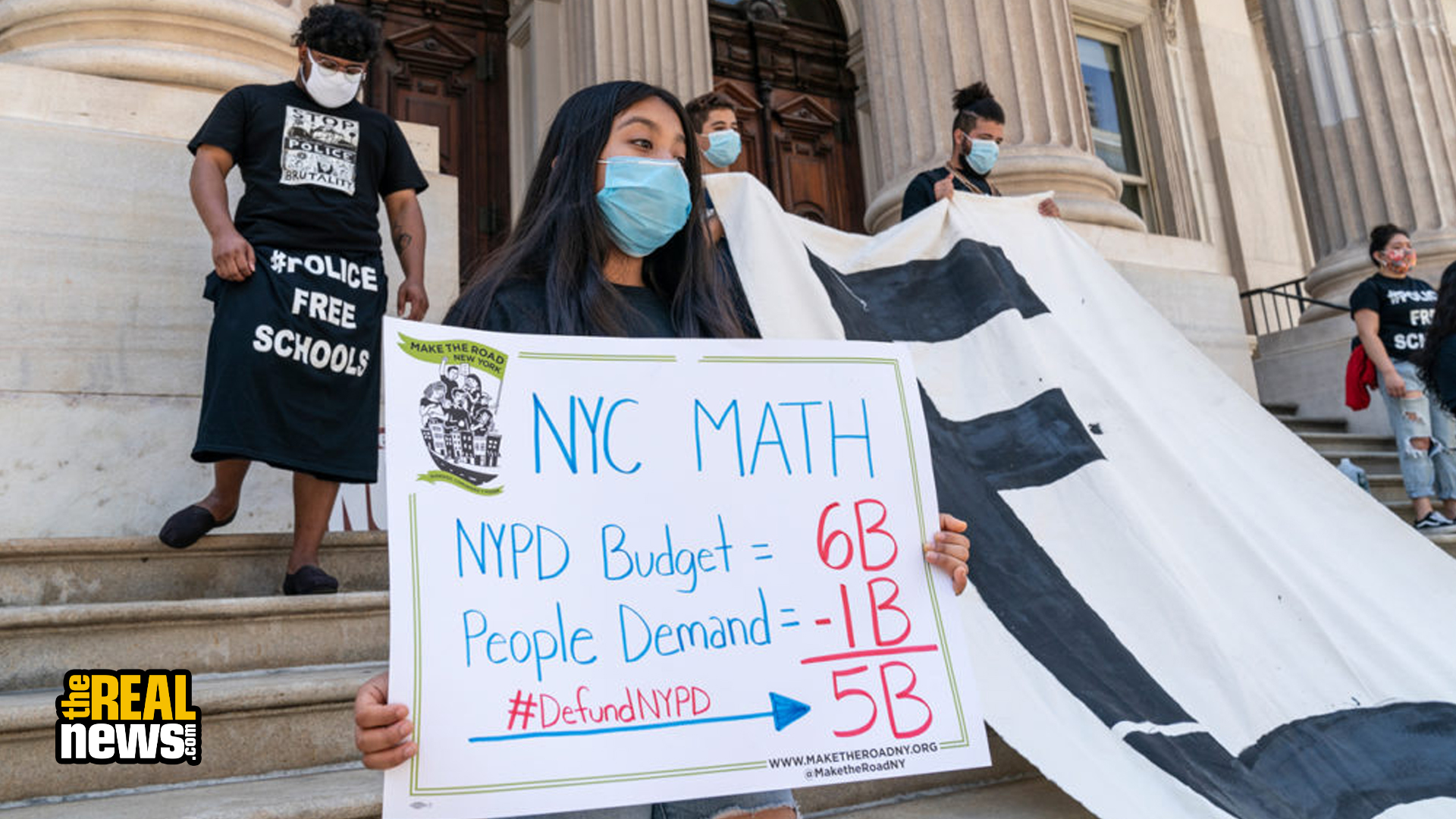 Who Controls The Money When We Defund Police?