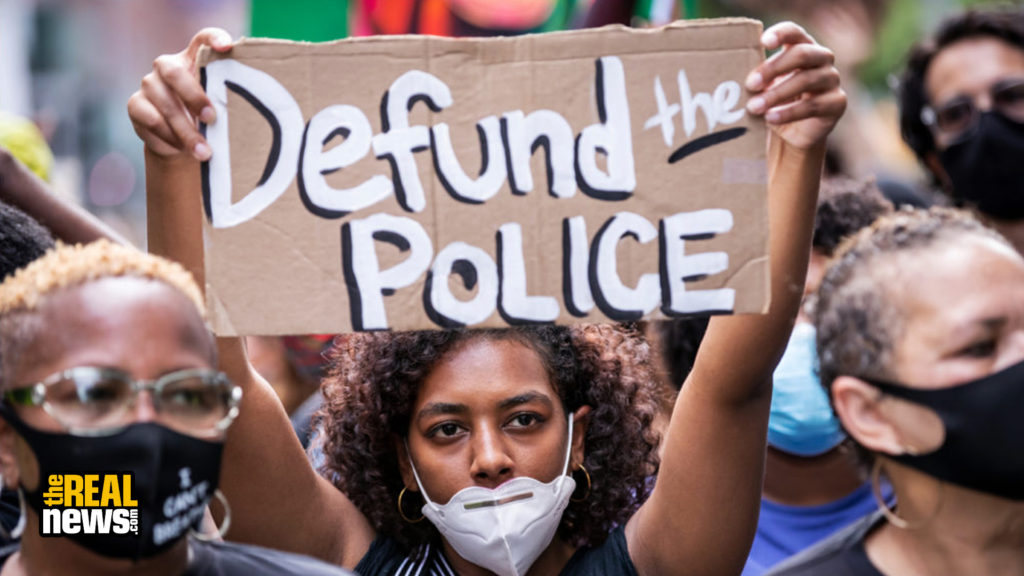 Alex Vitale: Defunding The Police Is The Future