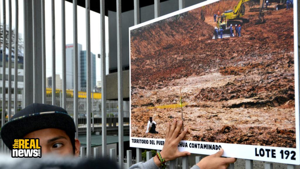Corporate Greed Drives COVID-19 Pandemic Inside Peruvian Amazon