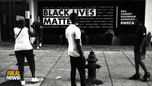 BLM Protests Captured In Black And White