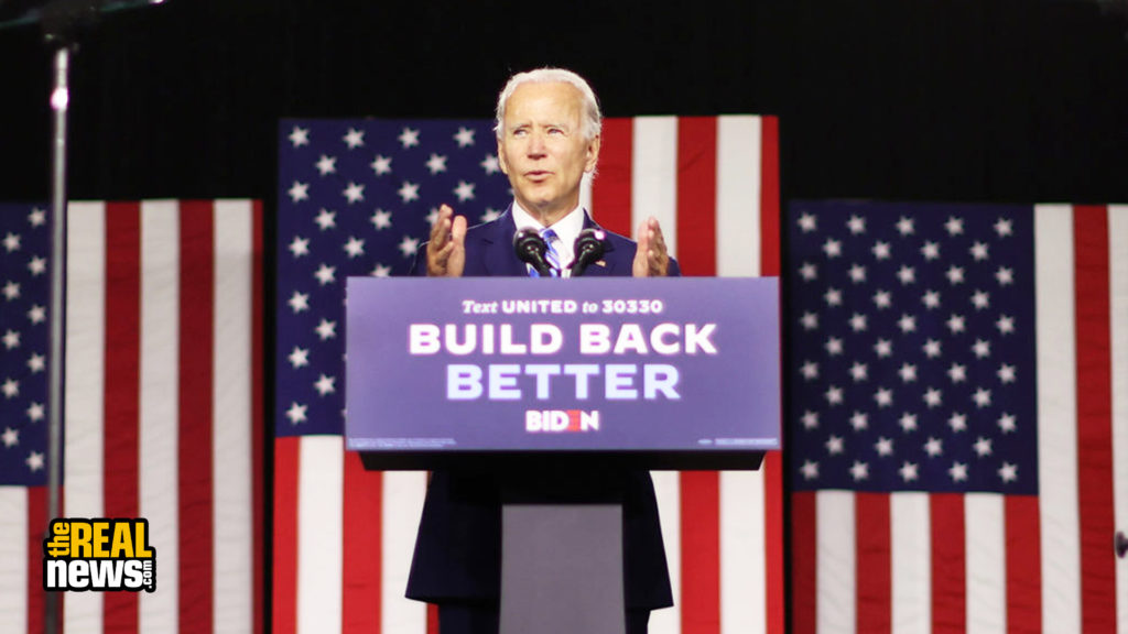 Climate Crisis: Biden Climate Plan Will 'Double Down' On Oil; Dakota Access Lives On