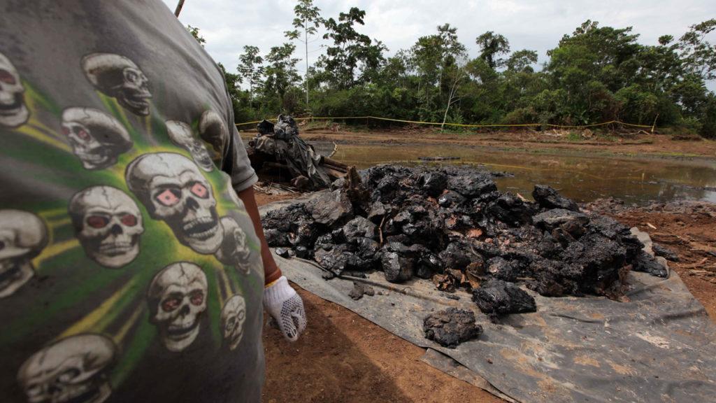 Climate, crude, and COVID devastate Ecuador's Amazon